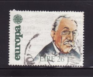 Ireland 616 U Europa, Charles Villiers Stanford, Composer (B