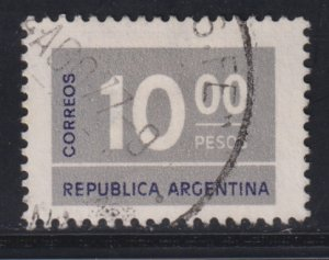 Argentina 1118 Numeral Issue 1976