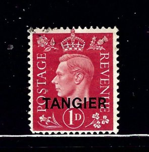 Great Britain-Offices in Morocco 516 Used 1937 issue
