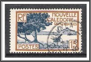 New Caledonia #141 Bay of Paletuviers Used