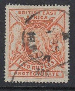British East Africa, Sc 103 (SG 93), used