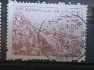 ALGERIA, 1982, used 1d, Mosque Scott 732