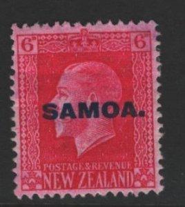 Samoa Sc#134 MH