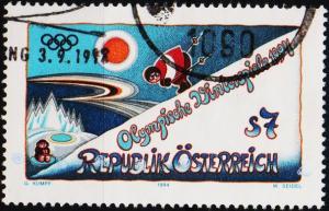 Austria. 1994 7s S.G.2366 Fine Used
