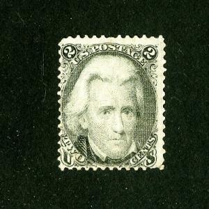 US Stamps # 73 F-VF OG H Scott Value $325.00