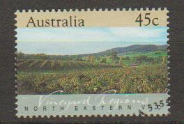 Australia SG 1348 VFU  with First Day cancel