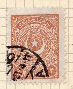 Turkey 1927 Early Issue Fine Used 3p. 112007