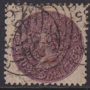 Australia - New South Wales 1861-1880 SC 44d Used