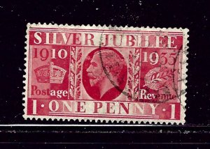 Great Britain 227 Used 1935 issue       (RR)