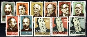 Portugal #983-93  MNH CV $11.50 (X1366)