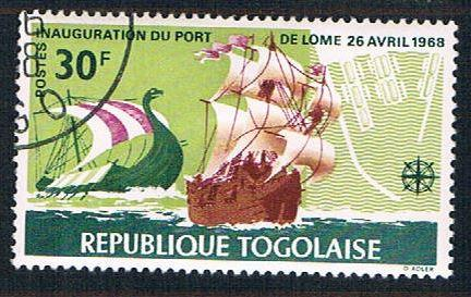 Togo 644 Used Ships (BP1245)