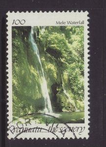 1993 Vanuatu 100v Fine Used SG641