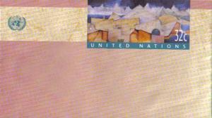 United Nations, New York, Postal Stationery