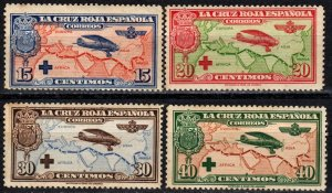 Spain #B14-7  F-VF Unused  (X5666)