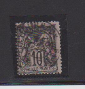 FRANCE #68 STAMP USED YEAR 1876-78 - LOT#F6