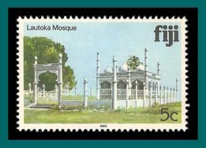 Fiji 1983 Lautoka Mosque, 5c MNH  #412,SG583B
