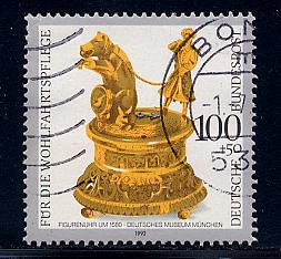 Germany Bund Scott # B737, used
