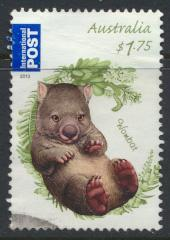 Australia  Internation Mail $1.75 rate Womba Used  see details
