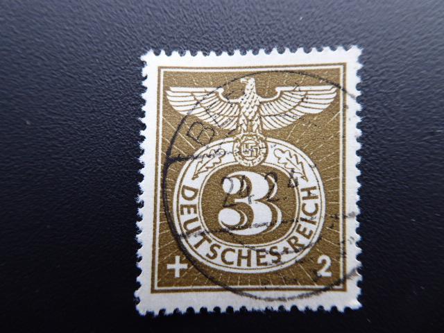 1943  Germany  Deutsches Reich Semi postal  Sc# B217
