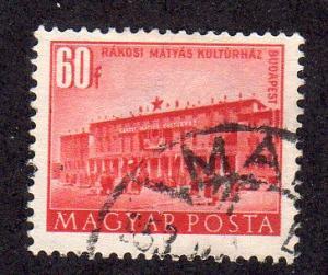 Hungary 965 - Used / CTO - Rakosi House of Culture