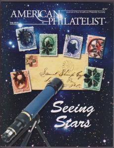 APS Magazine Jul 2010 , Seeing Stars / Star Postmarks - I Combine S/H