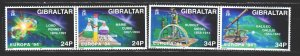 Gibraltar. 1994. 683-86. The scientific discoveries of astronomy Europe. MVLH.