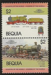 St. Vincent Grenadines  Bequia  mnh sc 29
