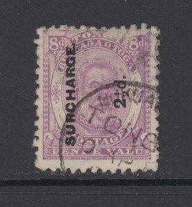 Tonga, Scott 23 (SG 23), used