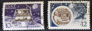 Space, USSR, 1971, (№1463-Т)