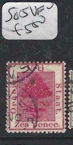 ORANGE FREE STATE (P0107B)  SG 5   VFU