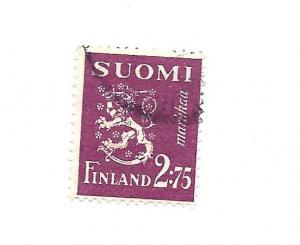 Finland 1940 - Scott #174B