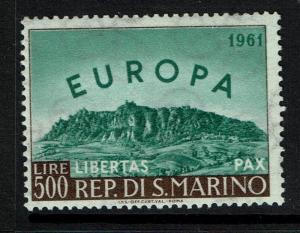 San Marino SC# 490 - Mint Light Hinged - Lot 070217