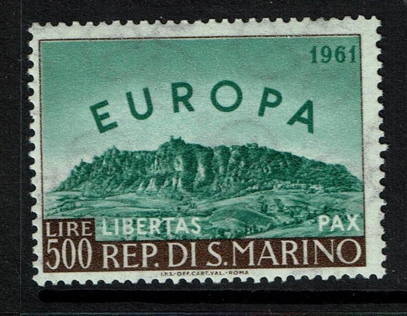 San Marino SC# 490 - Mint Light Hinged - Lot 070217