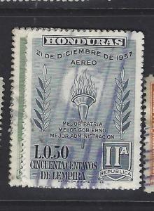 HONDURAS  (PP0401B)  SC C307-8    VFU