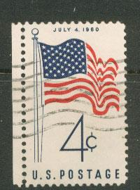 USA   SG  1152 FU  Left  Margin