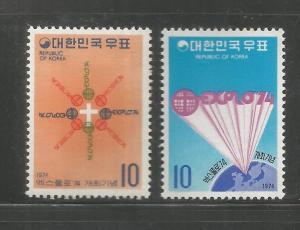 KOREA, 909-910, H, EXPLO