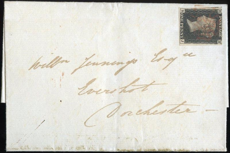 GB#1 ON FOLDED COVER BN8836