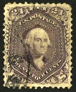 U.S. #70 Used
