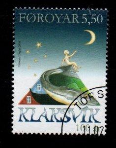 Faroe Islands Sc 495 2008 Klaksvik Centenary stamp used
