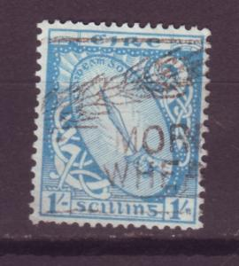 J16319 JLstamps 1940-2 ireland hv of set used #117 sword wmk 262