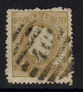 Portugal SC# 27 - Used (Very minor Corner Creasing) - 090515