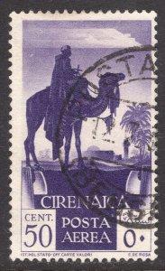 CYRENAICA SCOTT C6