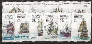 Dollar Special. Australian Antarctic Territory L44-L52 nh