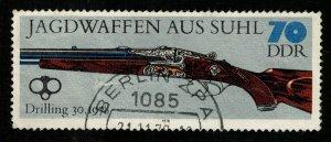 1978 DDR GUN Weapon 70 Pfg (Т-6720)