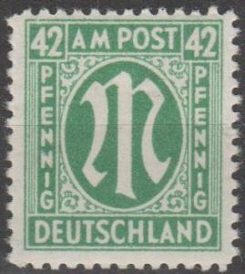 Germany #3N16  MNH F-VF (SU8)