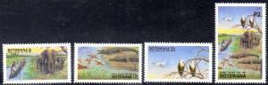 Botswana - 1991 Tourism Okavango Delta Set MNH** SG 717-720