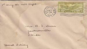 1934, 1st Army Air Mail Flight, Baltimore, MD (S15757)