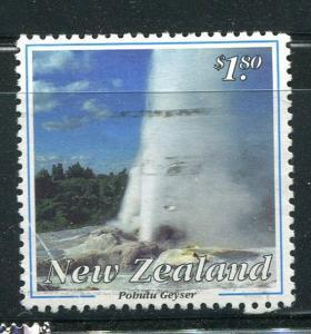 New Zealand #1160 Used (Box2)
