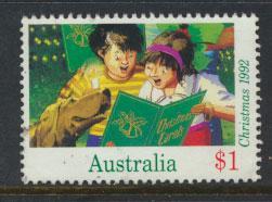 Australia SG 1385  Used  - Christmas