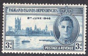 FALKLAND ISLANDS SCOTT 1L10